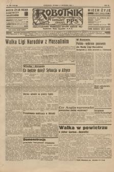 Robotnik : centralny organ P.P.S. R.40 [i.e.41], nr 288 (17 września 1935) = nr 6360