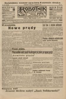 Robotnik : centralny organ P.P.S. R.40 [i.e.41], nr 293 (22 września 1935) = nr 6365