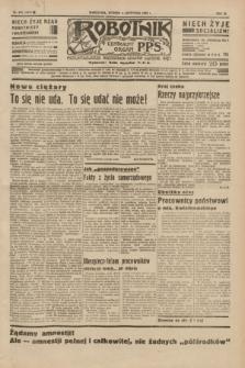 Robotnik : centralny organ P.P.S. R.40 [i.e.41], nr 343 (5 listopada 1935) = nr 6414