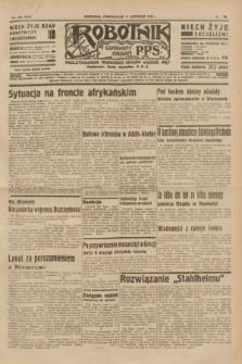 Robotnik : centralny organ P.P.S. R.40 [i.e.41], nr 349 (11 listopada 1935) = nr 6421