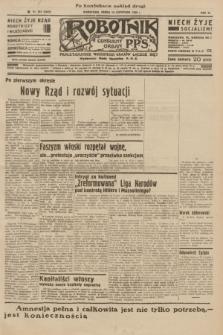 Robotnik : centralny organ P.P.S. R.40 [i.e.41], nr 353 (13 listopada 1935) = nr 6425 (po konfiskacie nakład drugi)