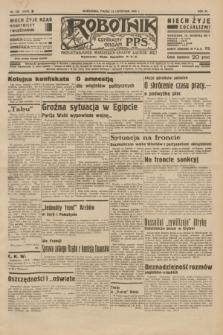 Robotnik : centralny organ P.P.S. R.40 [i.e.41], nr 356 (15 listopada 1935) = nr 6428