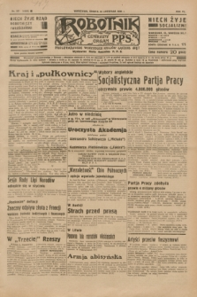 Robotnik : centralny organ P.P.S. R.40 [i.e.41], nr 357 (16 listopada 1935) = nr 6429