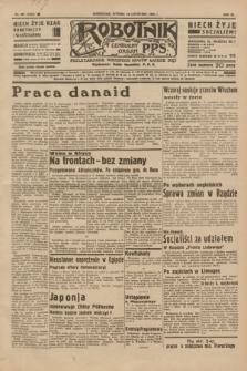 Robotnik : centralny organ P.P.S. R.40 [i.e.41], nr 361 (19 listopada 1935) = nr 6433