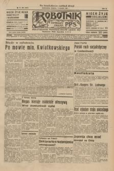 Robotnik : centralny organ P.P.S. R.40 [i.e.41], nr 386 (7 grudnia 1935) = nr 6457 (po konfiskacie nakład drugi)