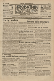 Robotnik : centralny organ P.P.S. R.40 [i.e.41], nr 394 (13 grudnia 1935) = nr 6465