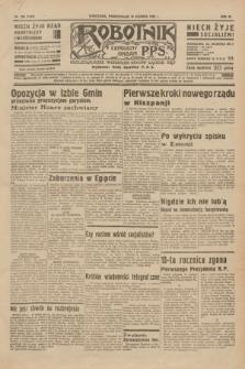 Robotnik : centralny organ P.P.S. R.40 [i.e.41], nr 398 (16 grudnia 1935) = nr 6469