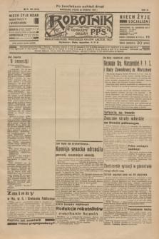 Robotnik : centralny organ P.P.S. R.40 [i.e.41], nr 405 (20 grudnia 1935) = nr 6476 (po konfiskacie nakład drugi)