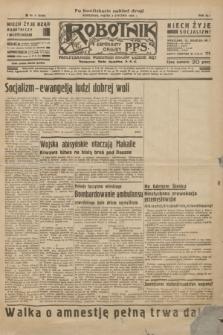 Robotnik : centralny organ P.P.S. R.41 [i.e.42], nr 4 (3 stycznia 1936) = nr 6490 (po konfiskacie nakład drugi)