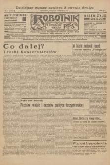 Robotnik : centralny organ P.P.S. R.41 [i.e.42], nr 6 (5 stycznia 1936) = nr 6492