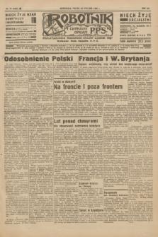 Robotnik : centralny organ P.P.S. R.41 [i.e.42], nr 10 (10 stycznia 1936) = nr 6496