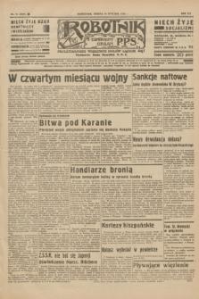 Robotnik : centralny organ P.P.S. R.41 [i.e.42], nr 11 (11 stycznia 1936) = nr 6497