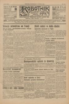 Robotnik : centralny organ P.P.S. R.41 [i.e.42], nr 29 (27 stycznia 1936) = nr 6515