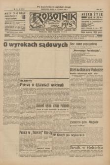 Robotnik : centralny organ P.P.S. R.41 [i.e.42], nr 32 (29 stycznia 1936) = nr 6518 (po konfiskacie nakład drugi)