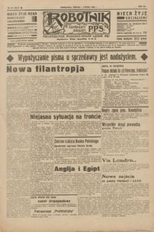 Robotnik : centralny organ P.P.S. R.41 [i.e.42], nr 35 (1 lutego 1936) = nr 6521
