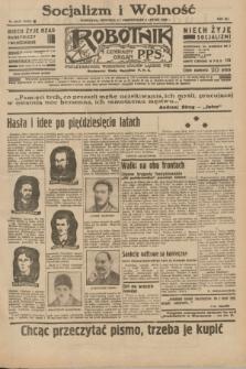 Robotnik : centralny organ P.P.S. R.41 [i.e.42], nr 36/37 (2/3 lutego 1936) = nr 6522