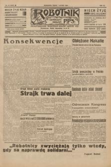 Robotnik : centralny organ P.P.S. R.41 [i.e.42], nr 43 (7 lutego 1936) = nr 6528