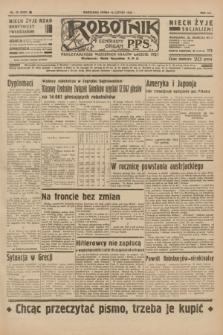 Robotnik : centralny organ P.P.S. R.41 [i.e.42], nr 48 (12 lutego 1936) = nr 6533