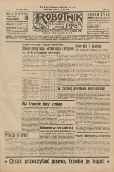 Robotnik : centralny organ P.P.S. R.41 [i.e.42], nr 49 (12 lutego 1936) = nr 6534 (po konfiskacie nakład drugi)