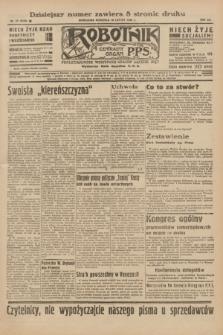Robotnik : centralny organ P.P.S. R.41 [i.e.42], nr 53 (16 lutego 1936) = nr 6538