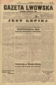 Gazeta Lwowska. 1933, nr92