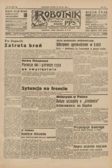 Robotnik : centralny organ P.P.S. R.41 [i.e.42], nr 63 (25 lutego 1936) = nr 6548