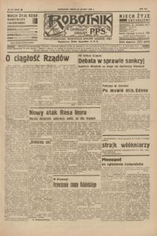 Robotnik : centralny organ P.P.S. R.41 [i.e.42], nr 64 (26 lutego 1936) = nr 6549