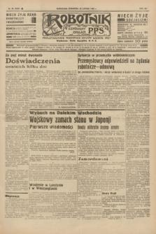 Robotnik : centralny organ P.P.S. R.41 [i.e.42], nr 65 (27 lutego 1936) = nr 6550