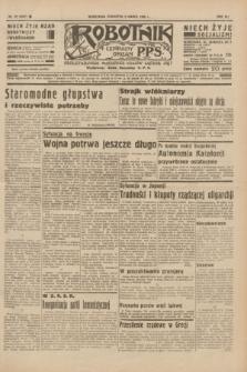 Robotnik : centralny organ P.P.S. R.41 [i.e.42], nr 72 (5 marca 1936) = nr 6557