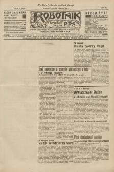 Robotnik : centralny organ P.P.S. R.41 [i.e.42], nr 74 (6 marca 1936) = nr 6559 (po konfiskacie nakład drugi)