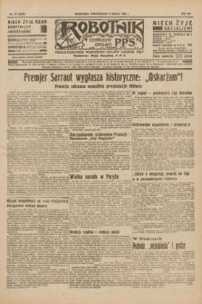 Robotnik : centralny organ P.P.S. R.41 [i.e.42], nr 77 (9 marca 1936) = nr 6562