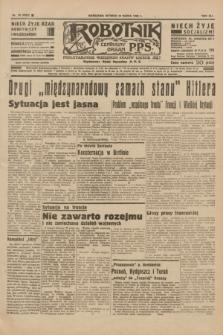 Robotnik : centralny organ P.P.S. R.41 [i.e.42], nr 78 (10 marca 1936) = nr 6563 + dod.