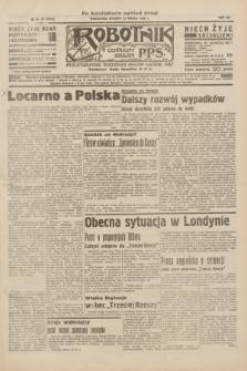 Robotnik : centralny organ P.P.S. R.41 [i.e.42], nr 87 (17 marca 1936) = nr 6572 (po konfiskacie nakład drugi)