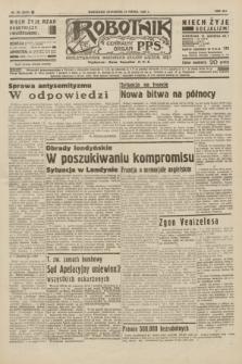 Robotnik : centralny organ P.P.S. R.41 [i.e.42], nr 89 (19 marca 1936) = nr 6574