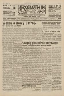 Robotnik : centralny organ P.P.S. R.41 [i.e.42], nr 91 (21 marca 1936) = nr 6576