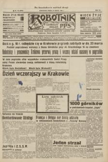 Robotnik : centralny organ P.P.S. R.41 [i.e.42], nr 98 (25 marca 1936) = nr 6582 (po konfiskacie nakład drugi)
