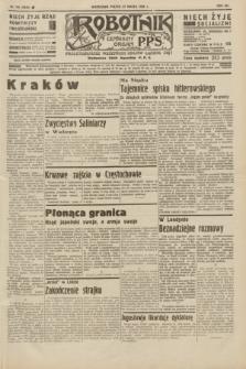 Robotnik : centralny organ P.P.S. R.41 [i.e.42], nr 101 (27 marca 1936) = nr 6585