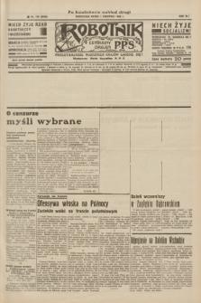Robotnik : centralny organ P.P.S. R.41 [i.e.42], nr 108 (1 kwietnia 1936) = nr 6592 (po konfiskacie nakład drugi)