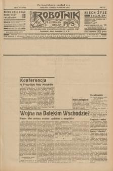 Robotnik : centralny organ P.P.S. R.41 [i.e.42], nr 111 (2 kwietnia 1936) = nr 6594 (po konfiskacie nakład III)
