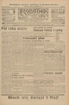 Robotnik : centralny organ P.P.S. R.41 [i.e.42], nr 115 (5 kwietnia 1936) = nr 6599