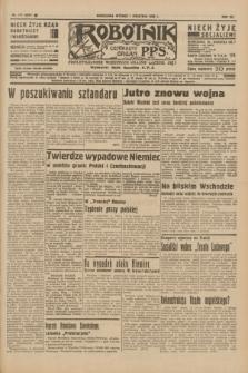 Robotnik : centralny organ P.P.S. R.41 [i.e.42], nr 117 (7 kwietnia 1936) = nr 6601