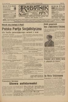 Robotnik : centralny organ P.P.S. R.41 [i.e.42], nr 120 (10 kwietnia 1936) = nr 6604