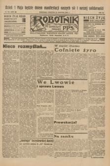 Robotnik : centralny organ P.P.S. R.41 [i.e.42], nr 135 (23 kwietnia 1936) = nr 6620