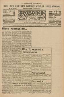 Robotnik : centralny organ P.P.S. R.41 [i.e.42], nr 136 (23 kwietnia 1936) = nr 6621 (po konfiskacie nakład drugi)