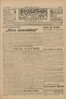 Robotnik : centralny organ P.P.S. R.41 [i.e.42], nr 160 (15 maja 1936) = nr 6643
