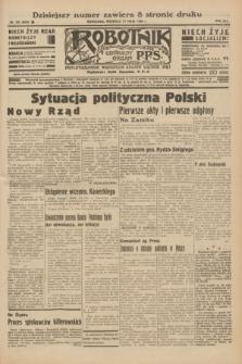 Robotnik : centralny organ P.P.S. R.41 [i.e.42], nr 162 (17 maja 1936) = nr 6645 [skonfiskowany]