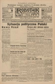 Robotnik : centralny organ P.P.S. R.41 [i.e.42], nr 163 (17 maja 1936) = nr 6646 (po konfiskacie nakład drugi)