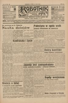 Robotnik : centralny organ P.P.S. R.41 [i.e.42], nr 165 (19 maja 1936) = nr 6648
