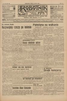 Robotnik : centralny organ P.P.S. R.41 [i.e.42], nr 166 (20 maja 1936) = nr 6649