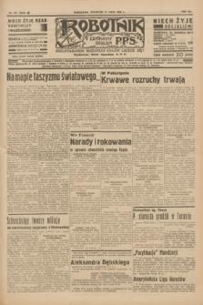 Robotnik : centralny organ P.P.S. R.41 [i.e.42], nr 167 (21 maja 1936) = nr 6650